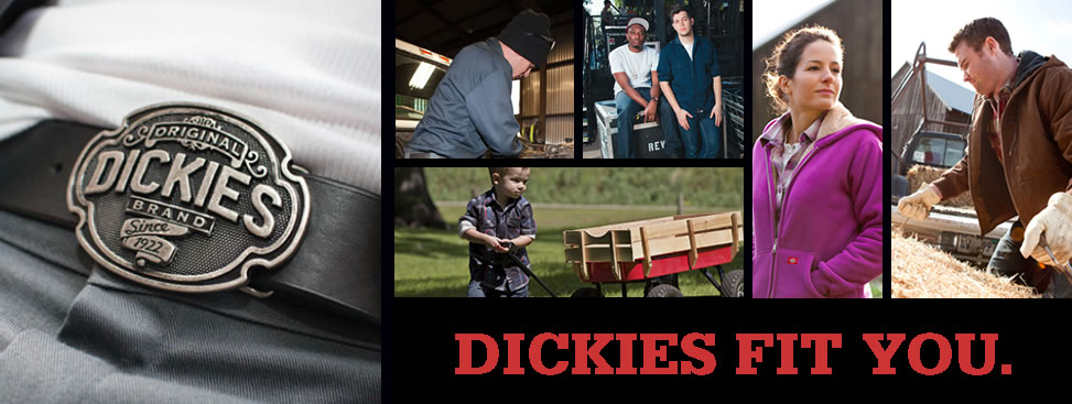 Dickies Fit You