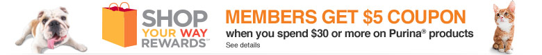 MEMBERS GET $5 IN POINTS | When you spend $15 or more on Hershey's candy & decorative Easter baskets